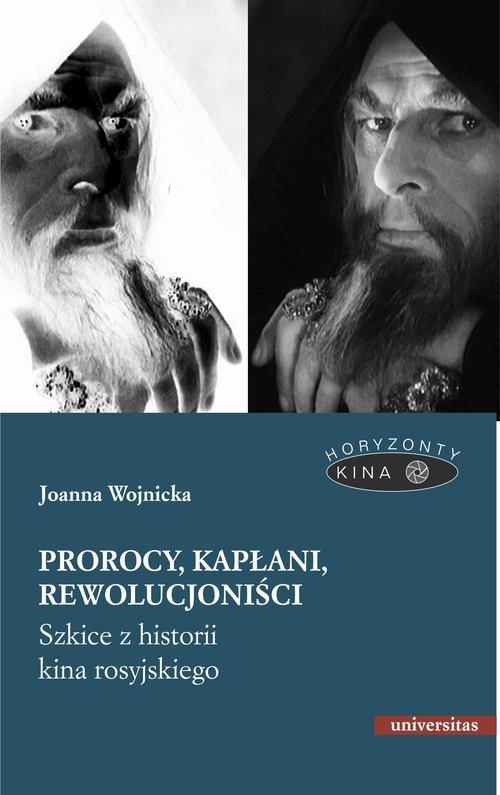 Prorocy, kapłani, rewolucjoniści. - okładka książki
