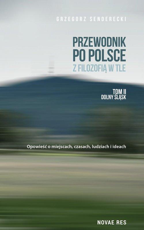 Przewodnik po Polsce z filozofią - okładka książki