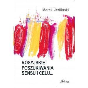 Rosyjskie poszukiwania sensu i - okładka książki