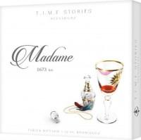 T.I.M.E Stories. Madame edycja - zdjęcie zabawki, gry