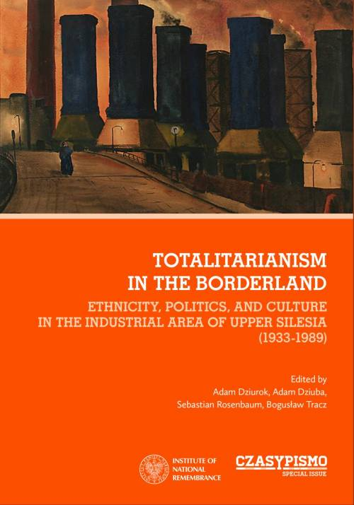 Totalitarianism in the Borderland. - okładka książki