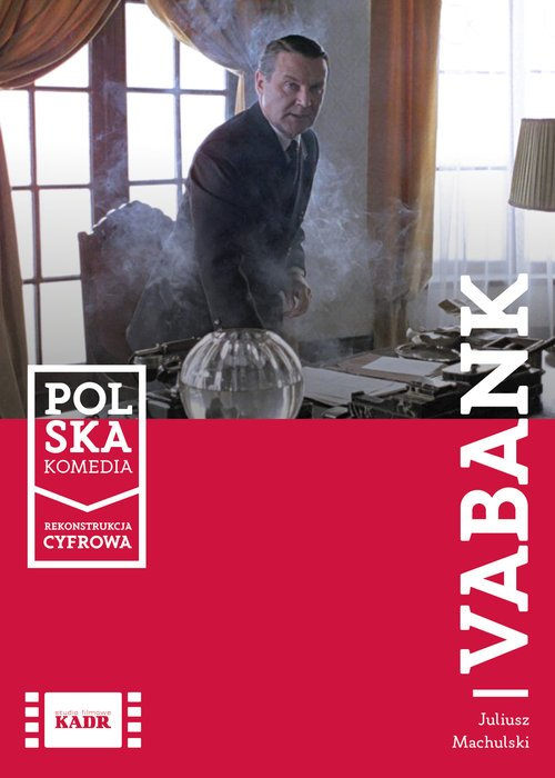 Vabank. Polska Komedia (DVD) - okładka filmu