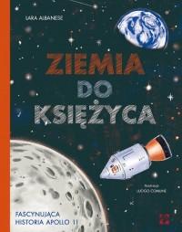Ziemia do księżyca - okładka książki
