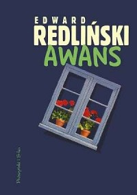 Awans - okładka książki
