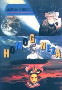 Homogeneza - okładka książki