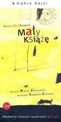 Mądre bajki. Mały Książę (2 CD) - pudełko audiobooku