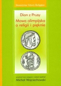 Mowa olimpijska o religii i pięknie - okładka książki