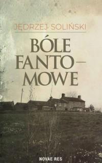 Bóle fantomowe - okładka książki