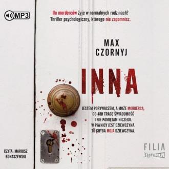 Inna (CD mp3) - pudełko audiobooku