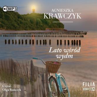 Lato wśród wydm. Przylądek Wichrów. - pudełko audiobooku