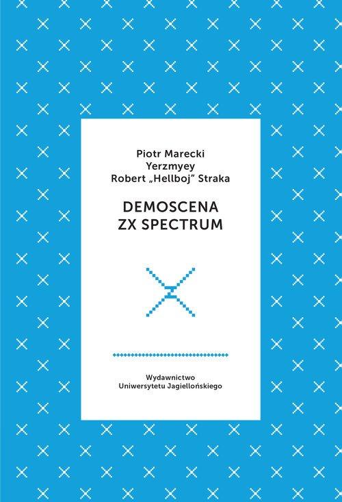Demoscena ZX Spectrum - okładka książki