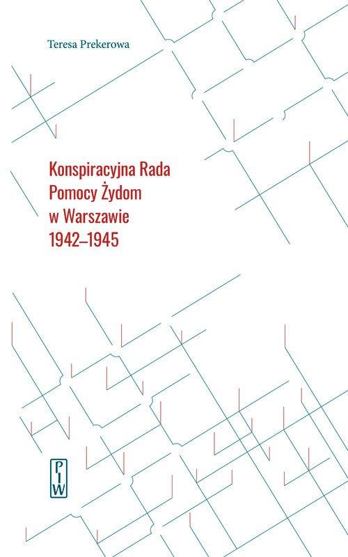 Konspiracyjna Rada Pomocy Żydom - okładka książki