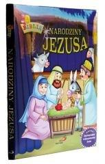 Narodziny Jezusa. Historia Bożego - okładka książki