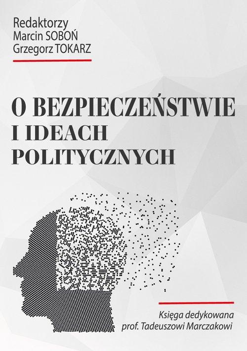 O bezpieczeństwie i ideach politycznych - okładka książki