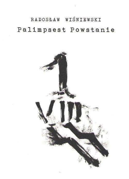 Palimpsest. Powstanie - okładka książki