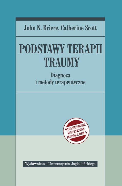 Podstawy terapii traumy - okładka książki