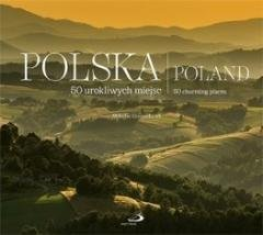 Polska (Góry). 50 urokliwych miejsc - okładka książki