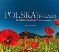 Polska (Maki). 50 urokliwych miejsc - okładka książki