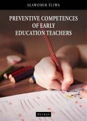 Preventive competences of early - okładka książki