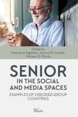 Senior in the social and media - okładka książki