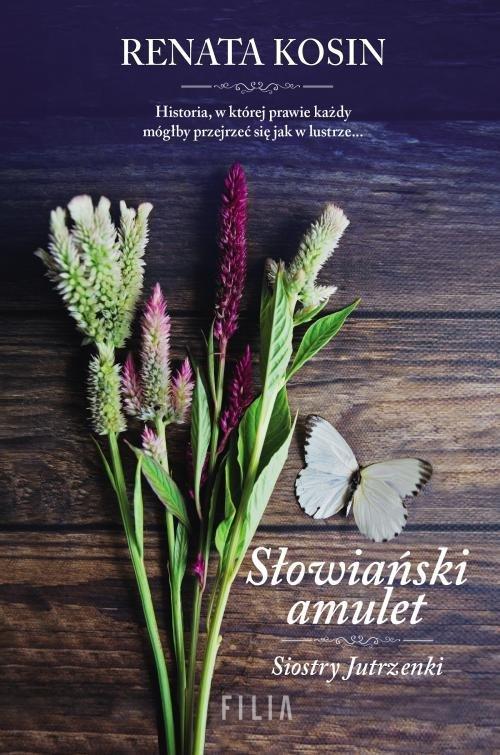 Słowiański amulet - okładka książki