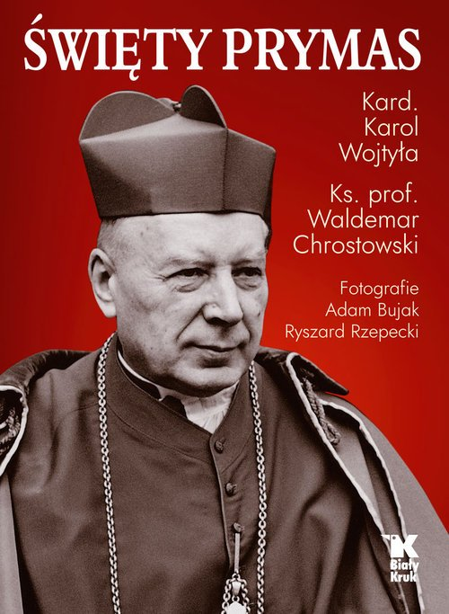 Święty Prymas - okładka książki