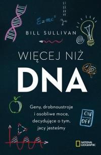 Więcej niż DNA. Geny, drobnoustroje - okładka książki