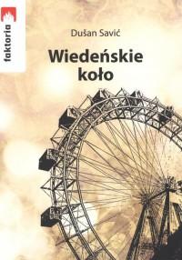 Wiedeńskie koło - okładka książki