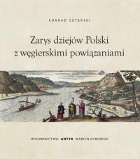 Zarys dziejów Polski z powiązaniami - okładka książki