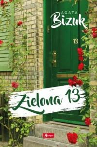 Zielona 13 - okładka książki