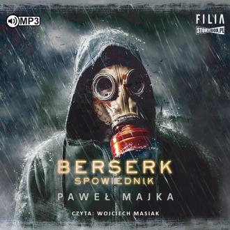 Berserk. Spowiednik (CD mp3) - pudełko audiobooku