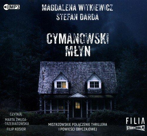Dymanowski młyn (CD mp3) - pudełko audiobooku