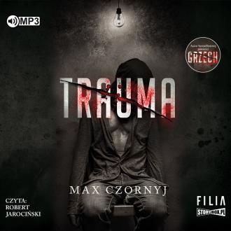 Trauma (CD mp3) - pudełko audiobooku