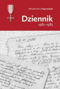 Dziennik 1981-1983 - okładka książki