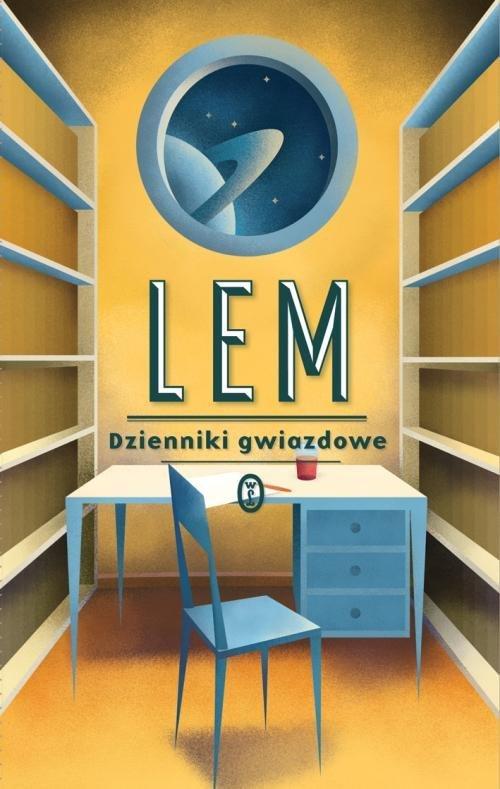 Dzienniki gwiazdowe - okładka książki