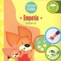 Empatia. Przygody Fenka - okładka książki