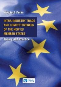 Intra-Industry Trade and Competitiveness - okładka książki