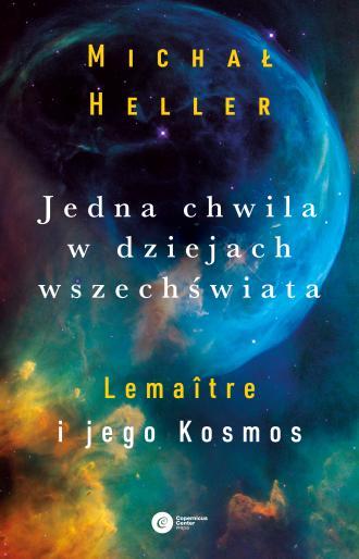 Jedna chwila w dziejach Wszechświata. - okładka książki