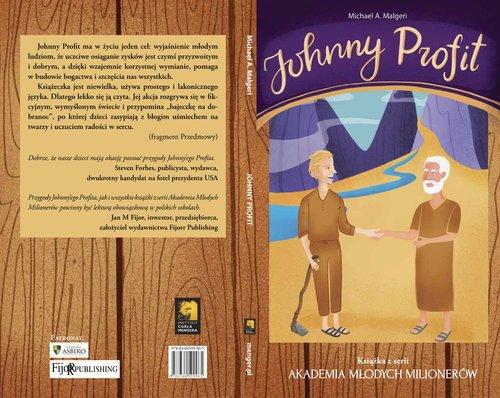Johnny Profit - okładka książki