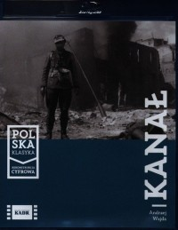 Kanał (DVD) - okładka filmu