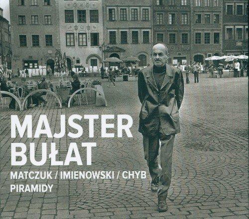 Majster Bułat - okładka płyty