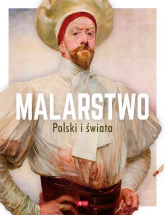 Malarstwo Polski i świata - okładka książki
