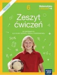 Matematyka. Klasa 6.Szkoła podstawowa. - okładka podręcznika