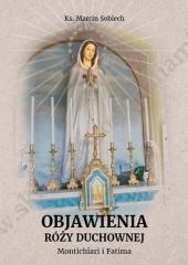 Objawienia Róży Duchownej. Montichiari - okładka książki