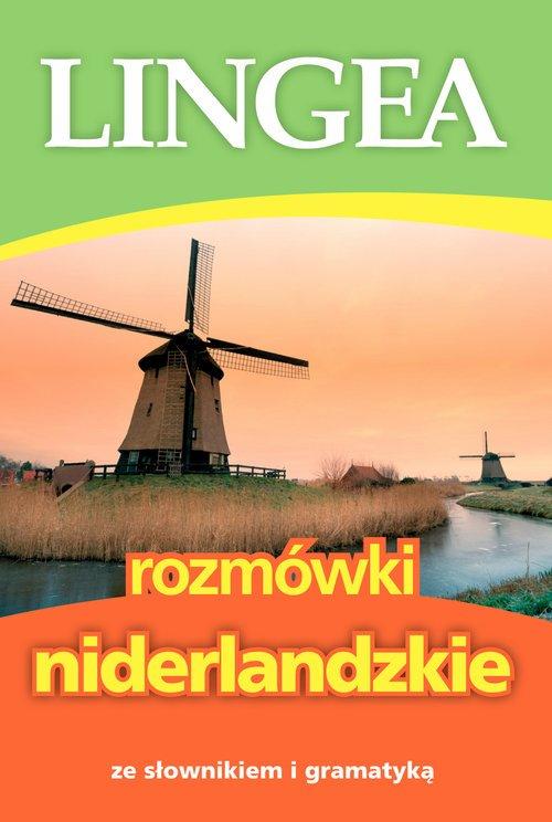 Rozmówki niderlandzkie. ze słownikiem - okładka podręcznika