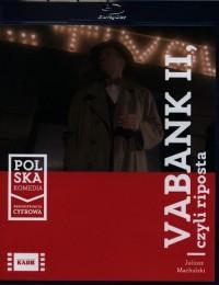 Vabank II (DVD) - okładka filmu