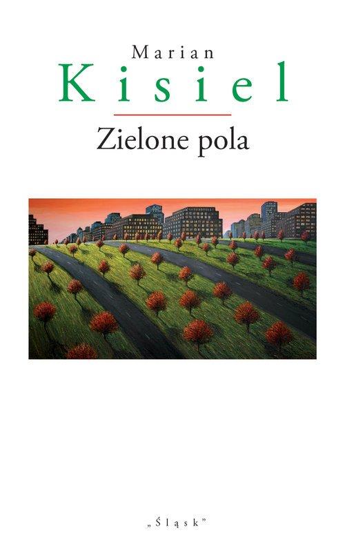 Zielone pola - okładka książki