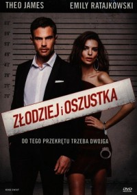 Złodziej i oszustka (DVD) - okładka filmu