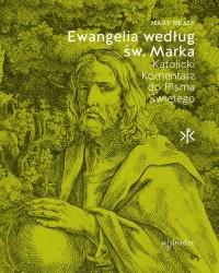 Ewangelia według św. Marka Katolicki - okładka książki