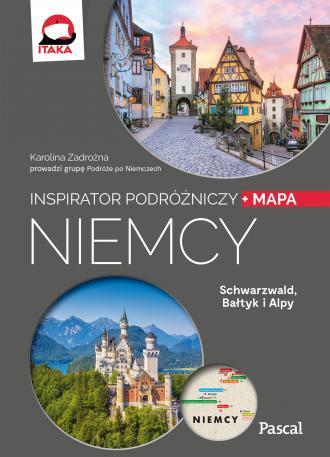 Inspirator podróżniczy. Niemcy - okładka książki